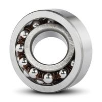 Stainless Steel Self-Aligning Ball Bearing SS1208 TN 40x80x18 mm