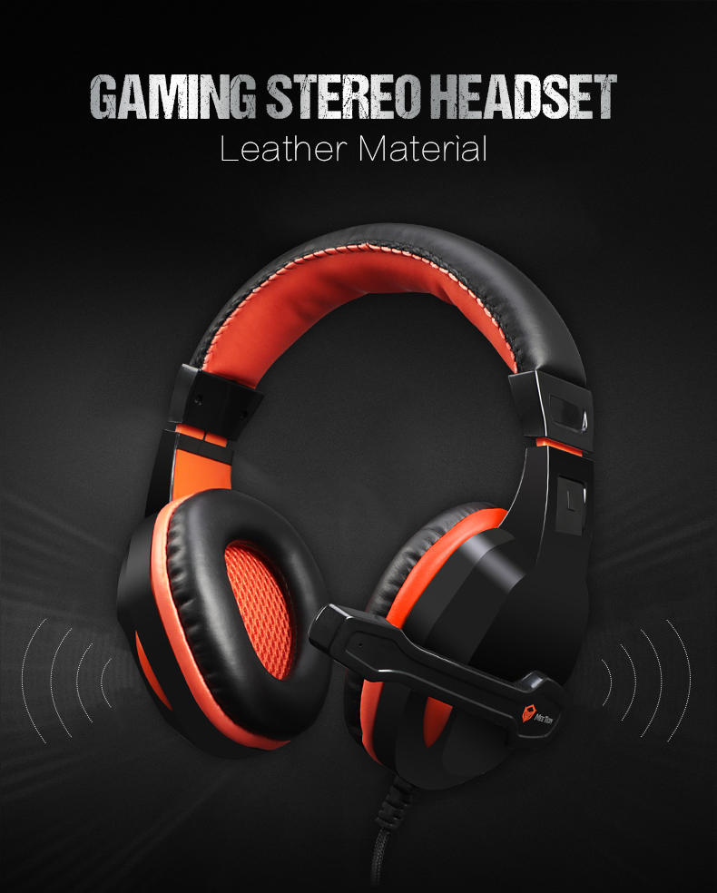Meetion gaming headset sale factory-1