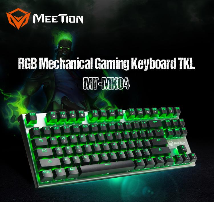 Meetion Meetion mechanical keyboard rgb manufacturer-1