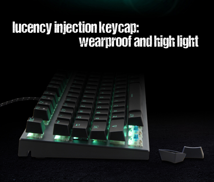 Meetion Meetion mechanical keyboard rgb manufacturer-2