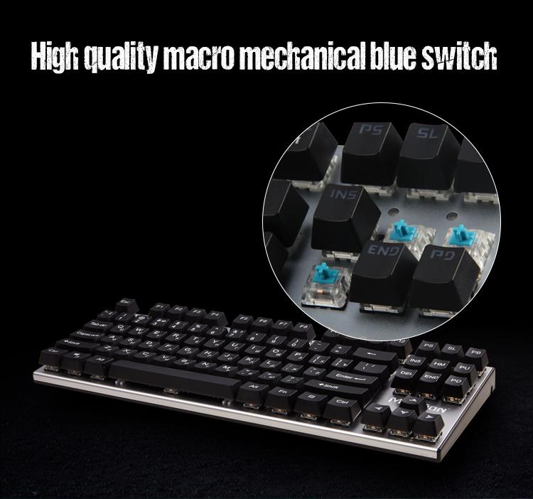 Meetion Meetion mechanical keyboard rgb manufacturer-3