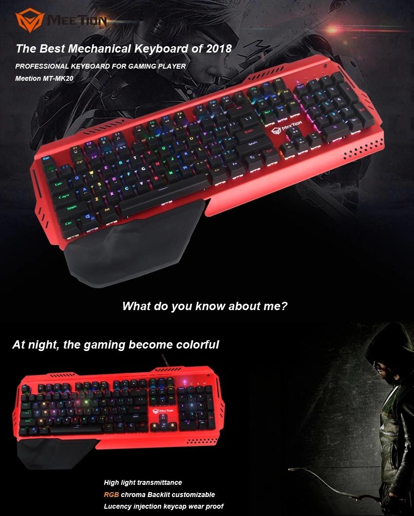 Meetion computer keyboard manufacturer-1