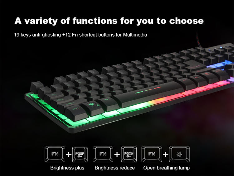 Meetion wholesale rgb gaming keyboard supplier-2