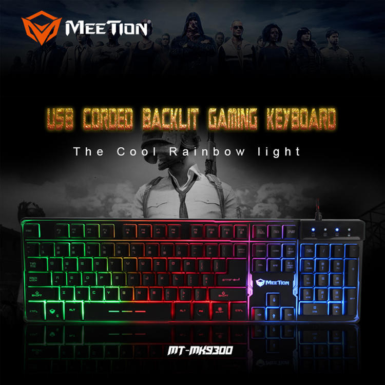 Meetion wholesale rgb gaming keyboard supplier-1
