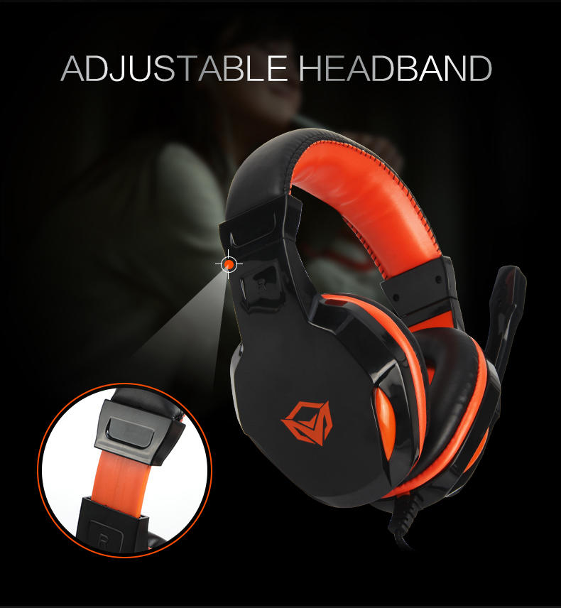 Meetion gaming headset sale factory-2