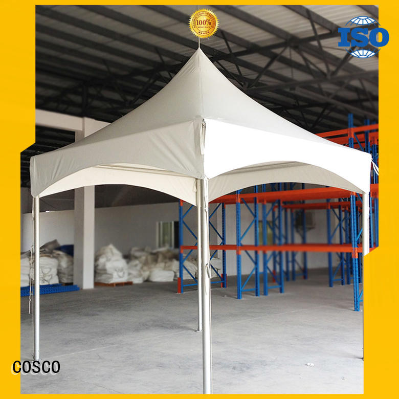 COSCO distinguished party tent factory