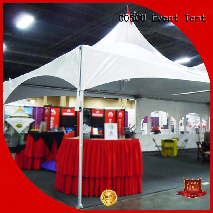 COSCO outdoor gazebo tent dustproof