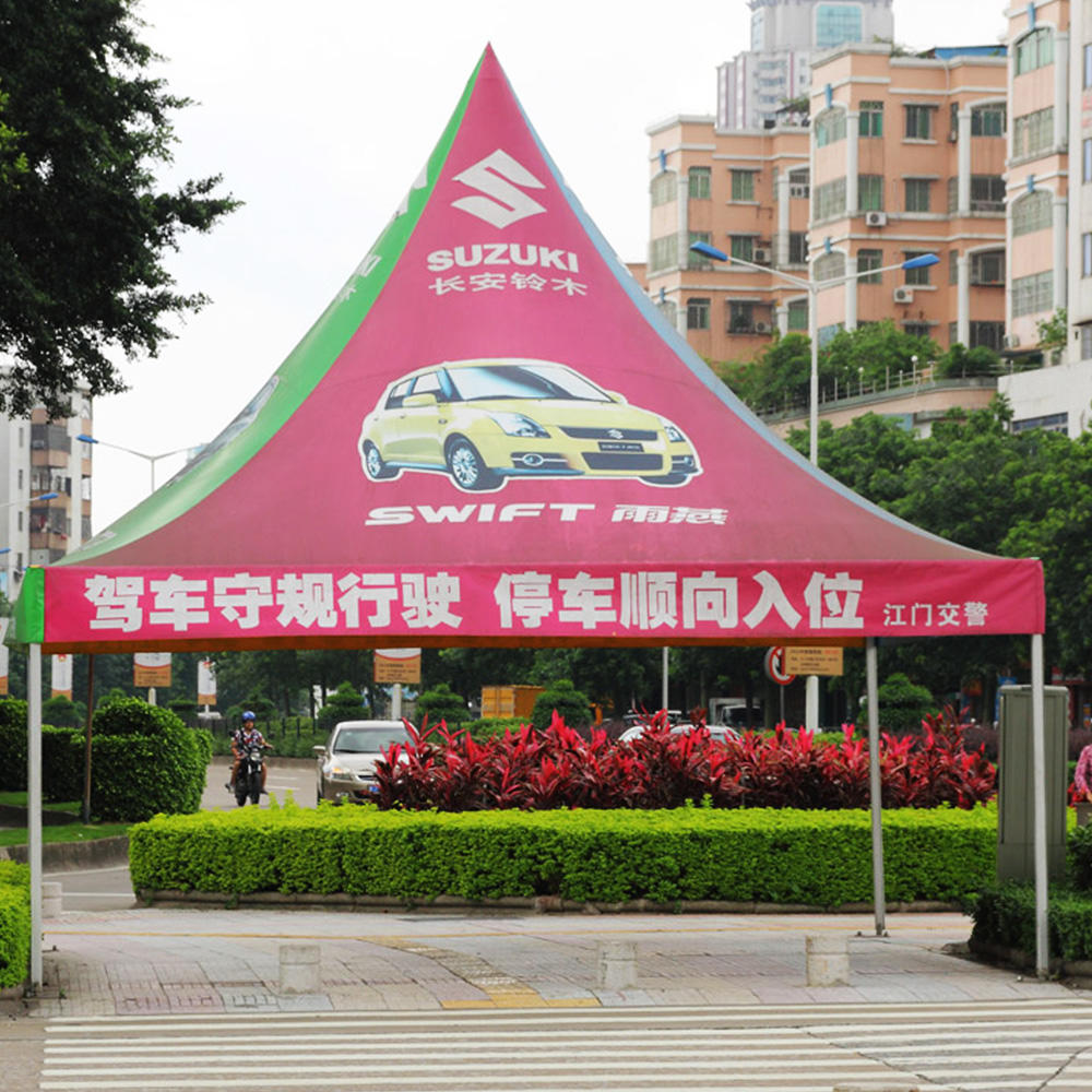 Special Design Circus Octagonal outdoor tent from Chinese pagoda Tents for events