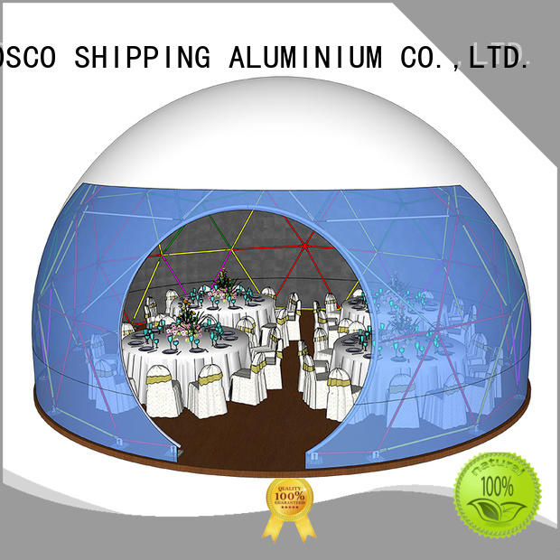COSCO event event tents for sale supplier for engineering