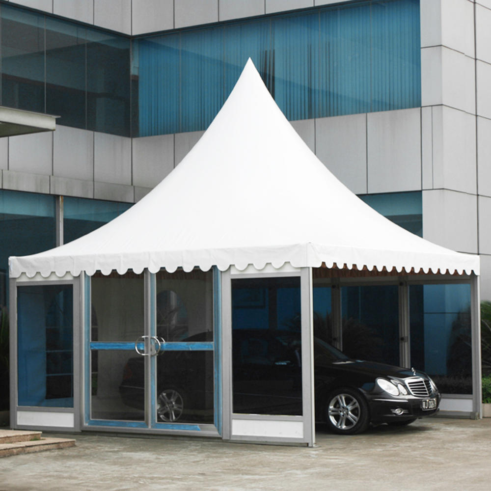 COSCO Outdoor pagoda tent 4x4m 5X5 6x6 pagoda tent