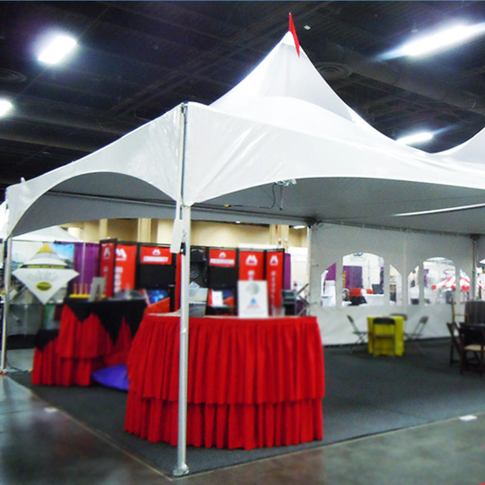 Factory Folding 10x10 Ft canopy tent Trade Show Pop up Outdoor gazebo Tent for Events