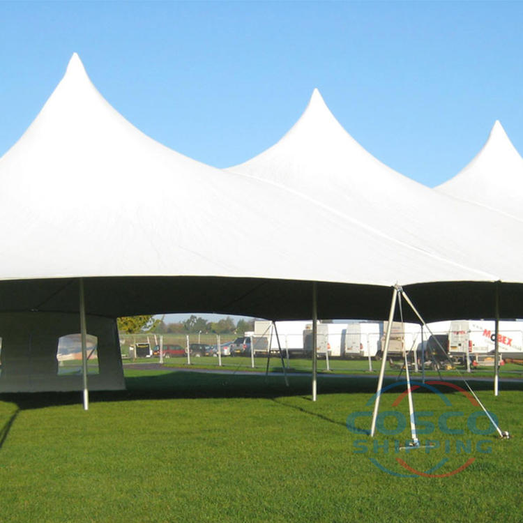 Portable cheap pagoda gazebo pyramid tents for garden wedding and party