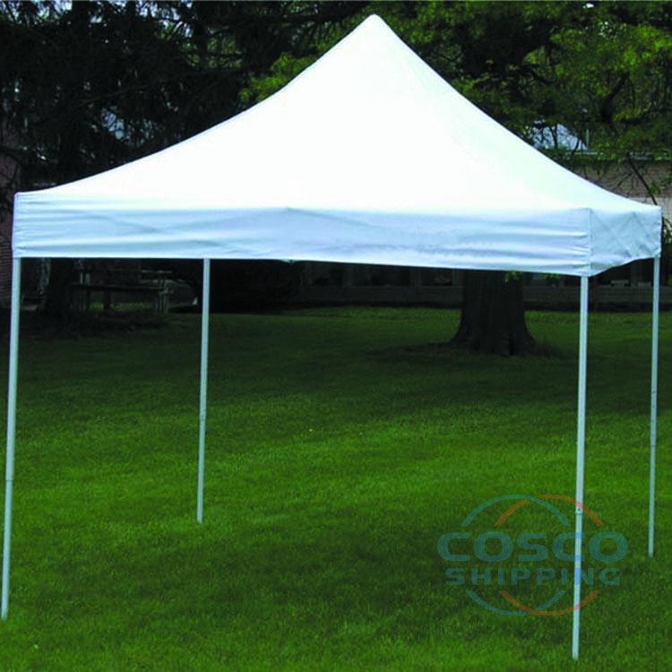Custom printed logo 10x10 Folding pop up advertising trade aluminum pop up tent