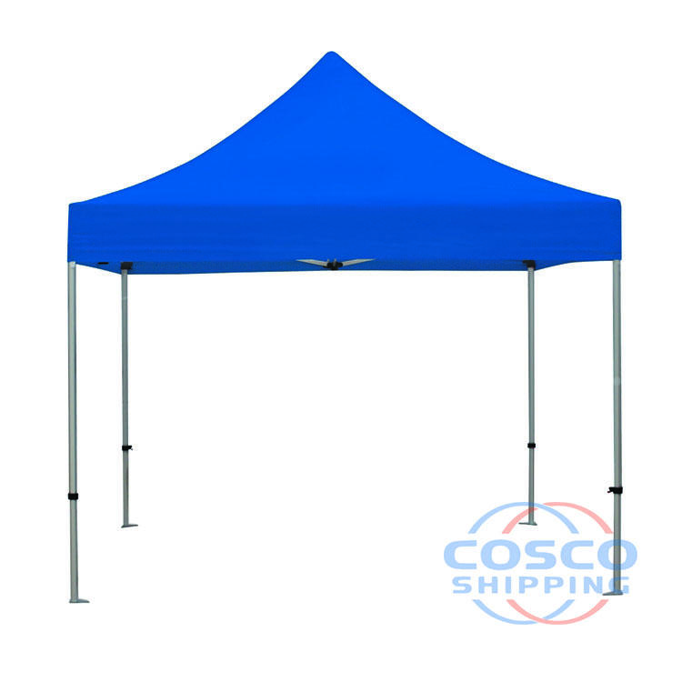 Custom printed logo 10x10 Folding pop up advertising trade aluminum pop up tent