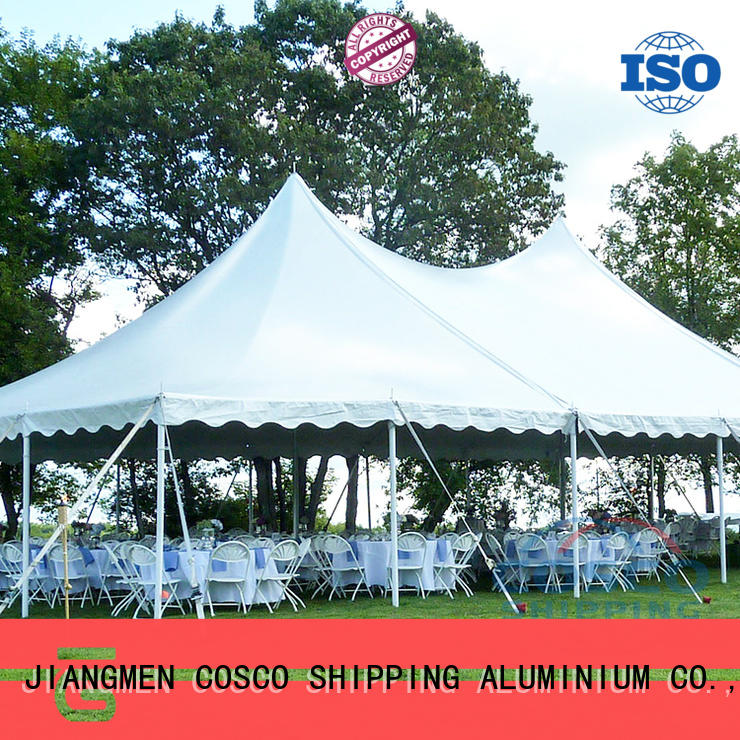 COSCO event tent rain-proof