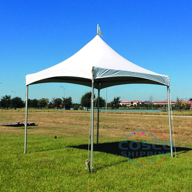 Hot Sell 10'X10' Outdoor tradeshow tent Event Waterproof Fast Set Up Trade ShowTent