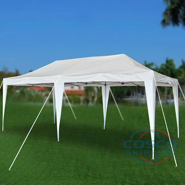 Hot selling steel canopy folding tent custom logo printed gazebo tent