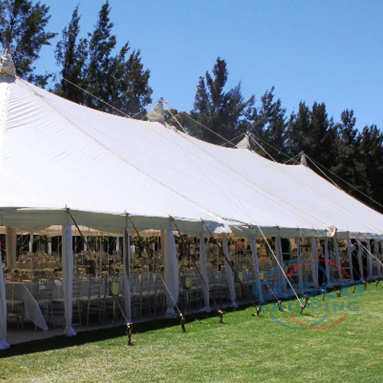 100 seater luxury party wedding tent marquee for sale