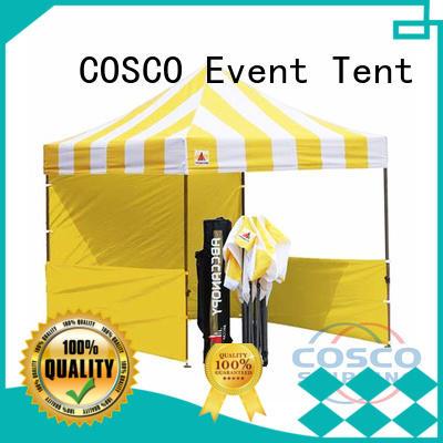 COSCO 5x5m party gazebo effectively