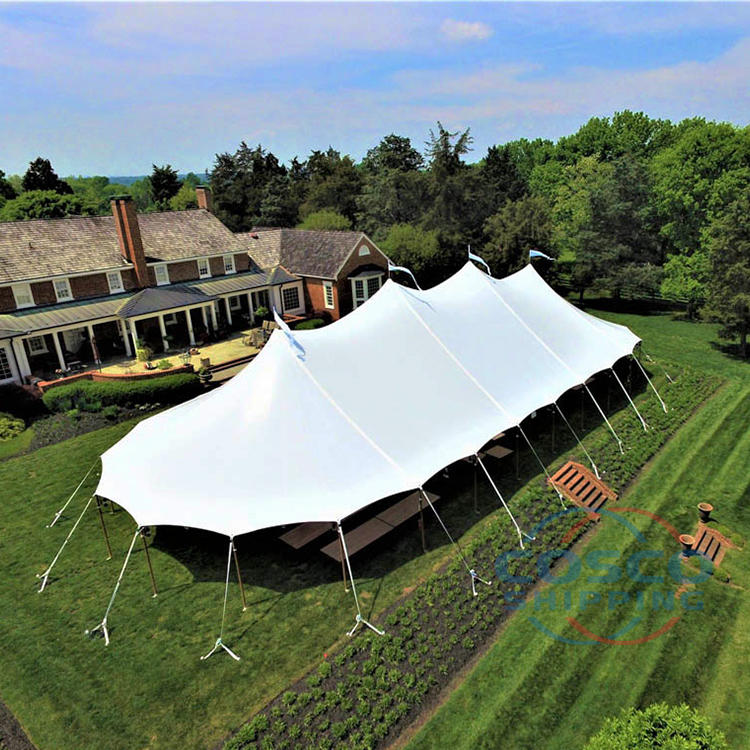 Hot outdoor permanent aluminum alloy frame 500 people marquees and tents prices