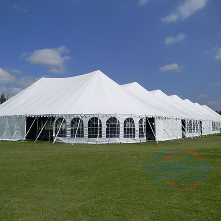 Aluminum material large event marquee event tents for sale