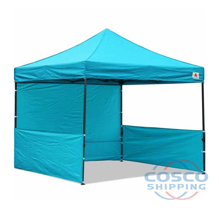 3x3 Promotion trade show outdoor canopy aluminum frame folding tent