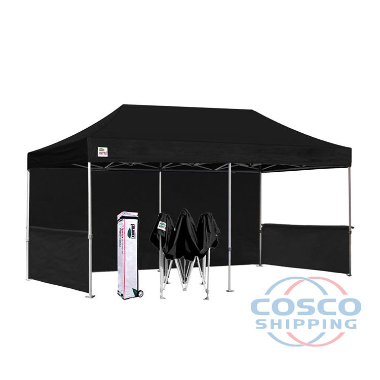 Professional trade show folding marquee tent gazebo