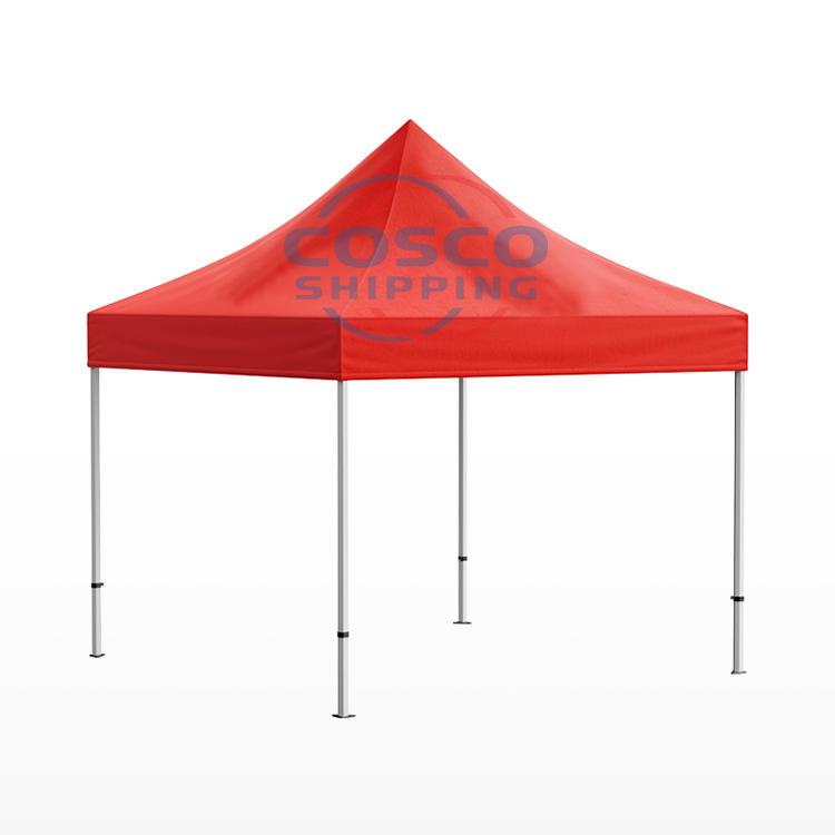 Outdoor customized folding gazebo tent 3x3 4x4 5x5 6x6 7x7