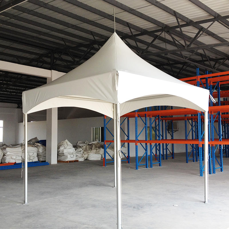 COSCO Event Outdoor High Peak Aluminum Frame PVC Fabric Coated Commercial Tent