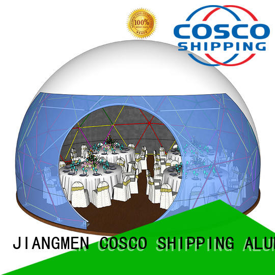 COSCO dome event tents for sale China for party