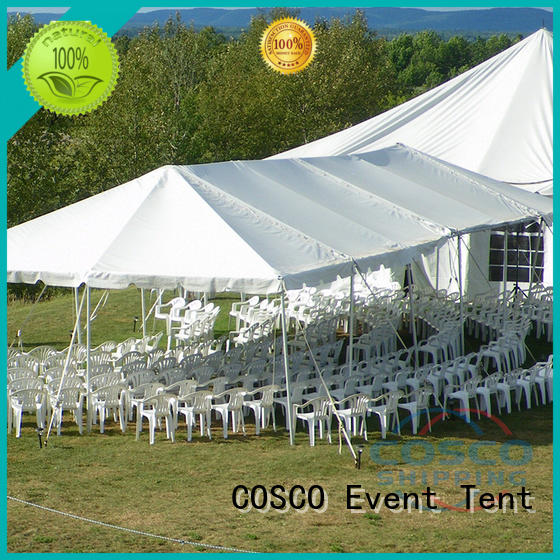 COSCO party canopy supplier Sandy land