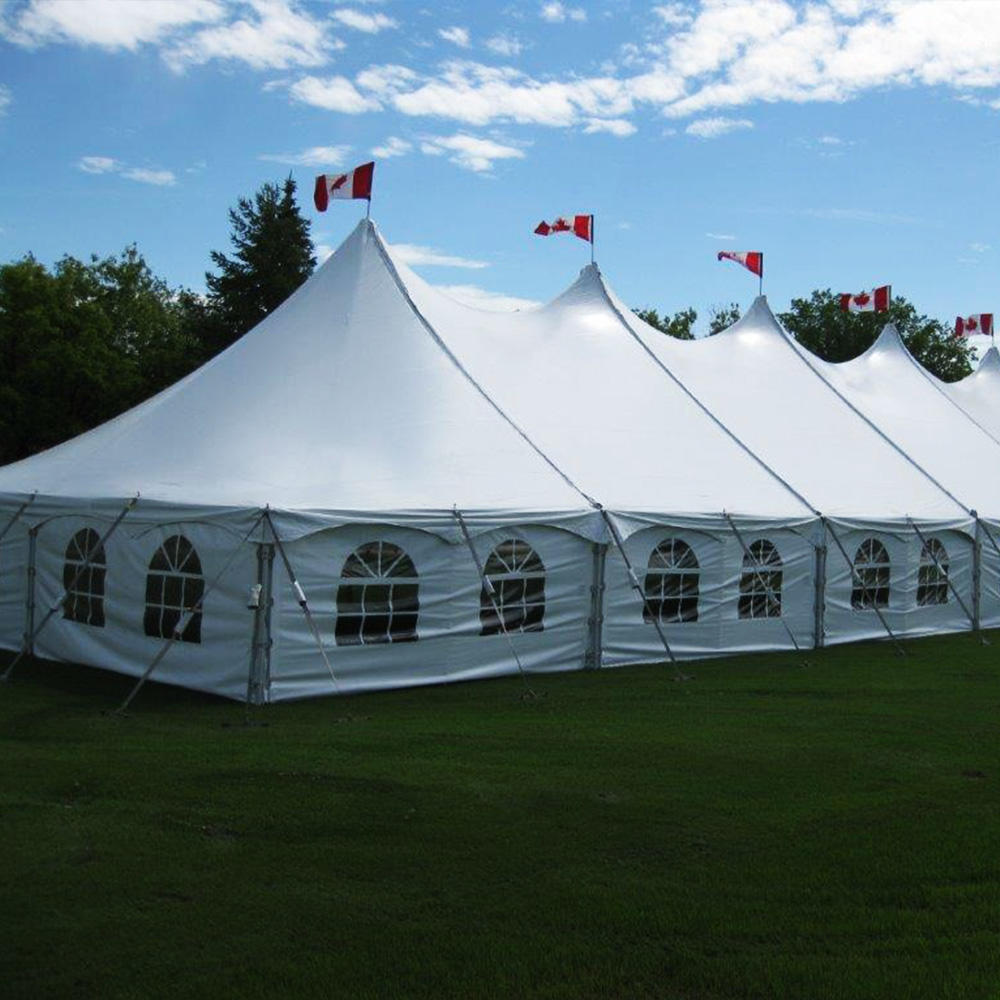 Modular Aluminum Frame PVC Coated Outdoor Party Event Pole Marquee Tents