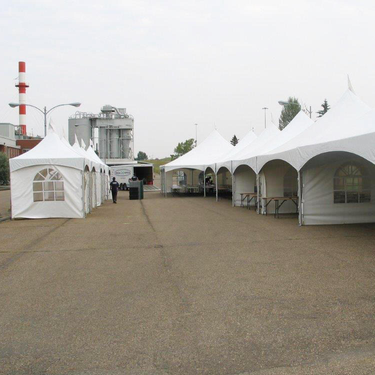 Outdoor Aluminum Frame Promotional Event Commercial Marquee Tent