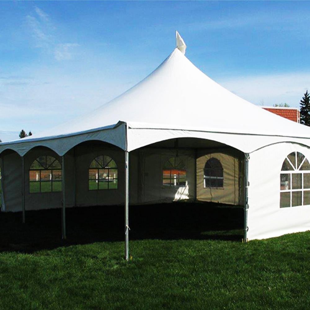 New Products Aluminium Frame Custom Outdoor Printed Large Canopy Folding Tent