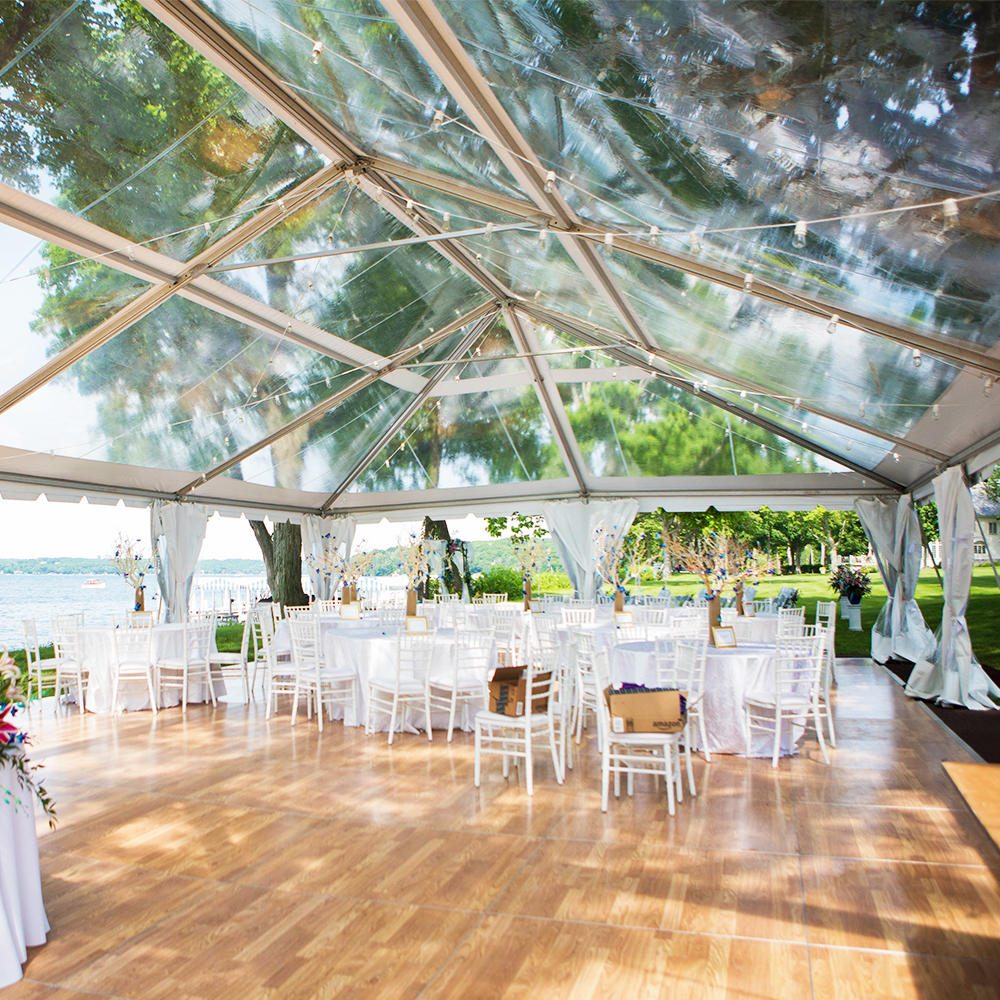COSCO Factory Supplier Outdoor Event 150 People Wedding Tents For Sale South Africa