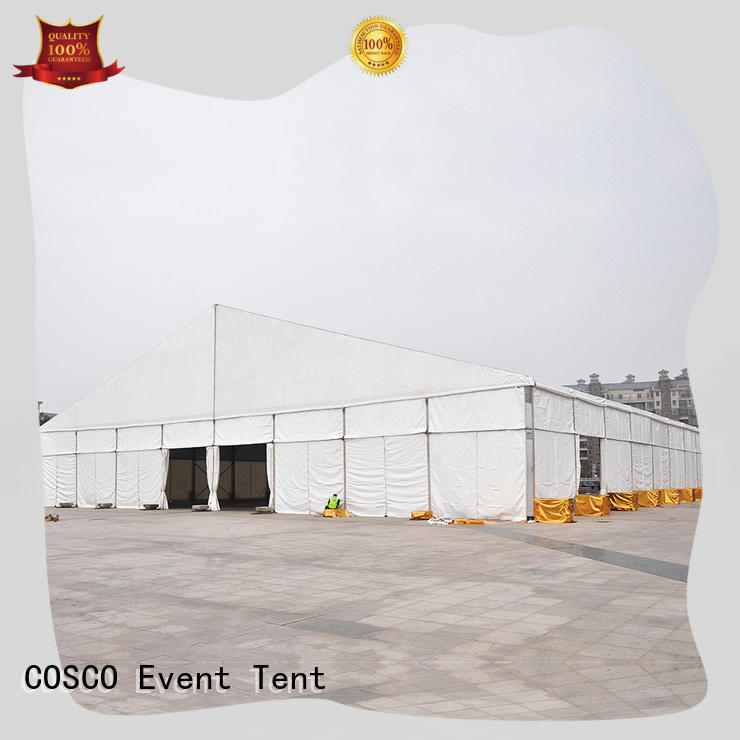 COSCO event party tents for sale price for engineering