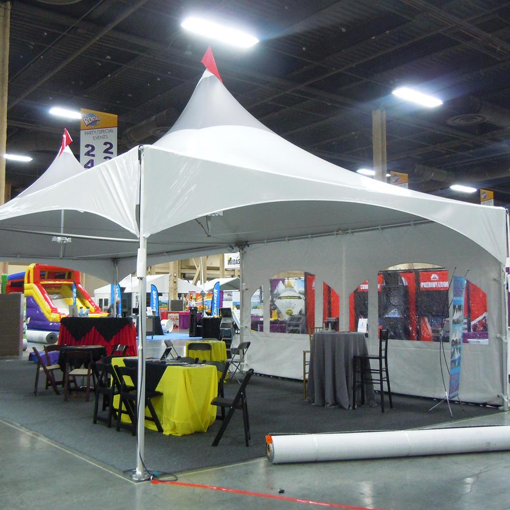 Cheap Aluminium Frame Custom Printed Large Canopy Tent