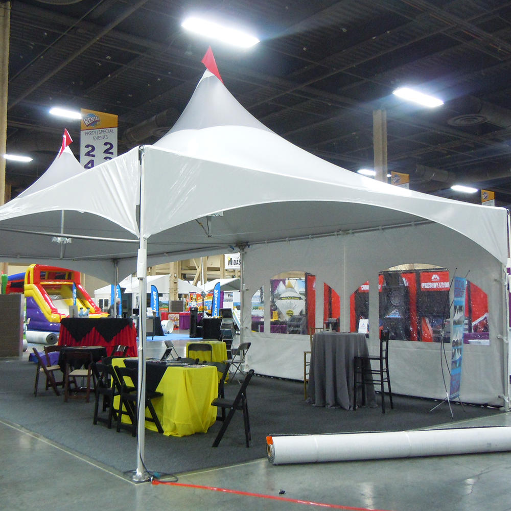 Cheap Aluminium Frame Custom Printed Large Canopy Tent