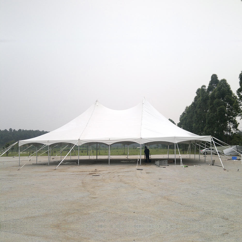 COSCO Event Wedding Waterproof PVC Fabric Bedouin Stretch Tents In China