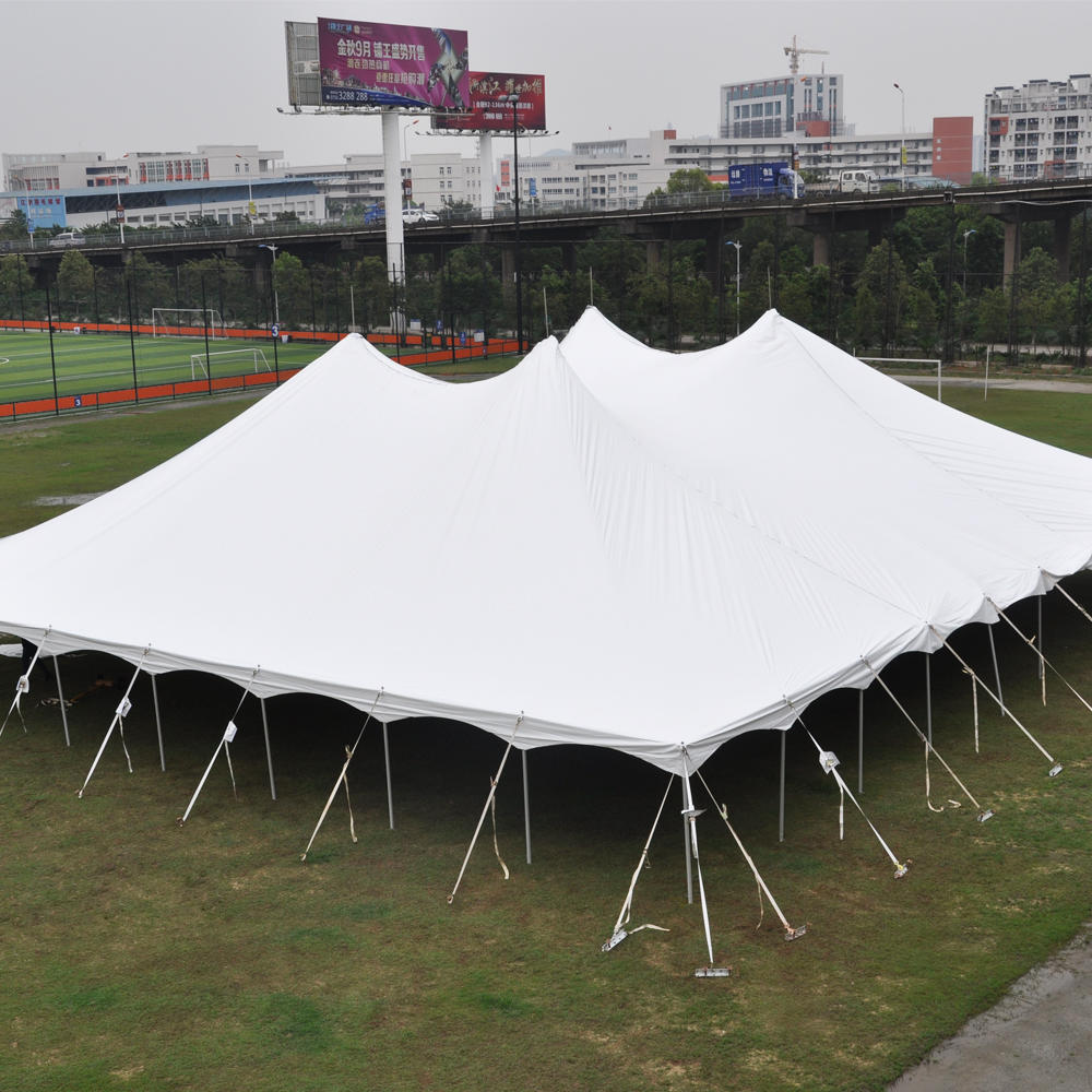 COSCO Factory Supplies Outdoor Aluminum PVC Bedouin Party Stretch Tent