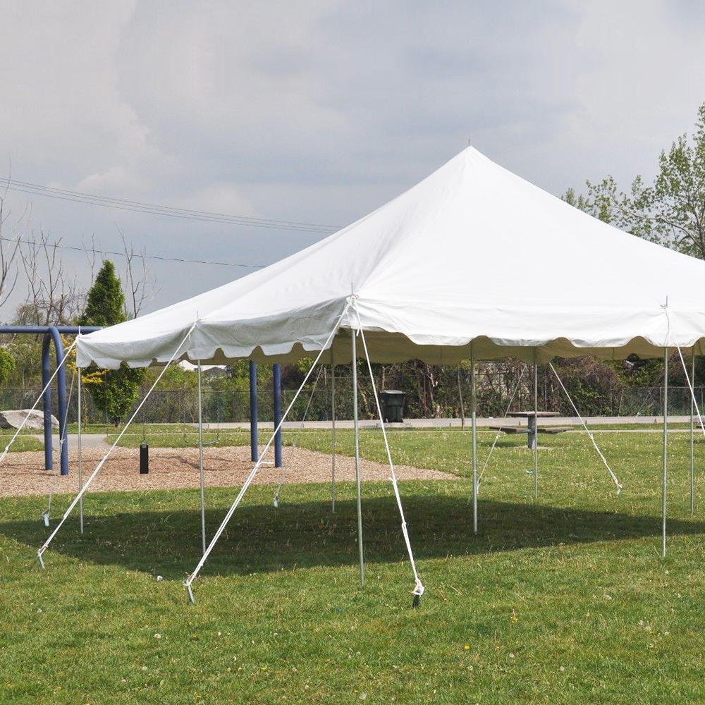 COSCO Customize Outdoor Aluminum Frame 20 x 20 Big Wedding Party Canopy Tent