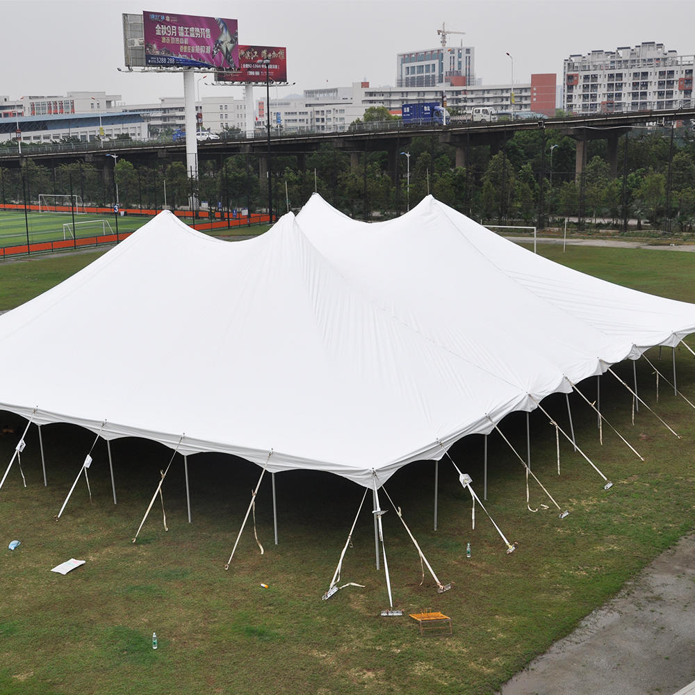 COSCO Customize Outdoor Aluminum Frame 20 x 20 Big Wedding Party Canopy Tent