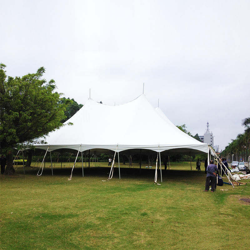 COSCO Aluminium Event Pole Tent, Stretch Tent For Outdoor Wedding Party