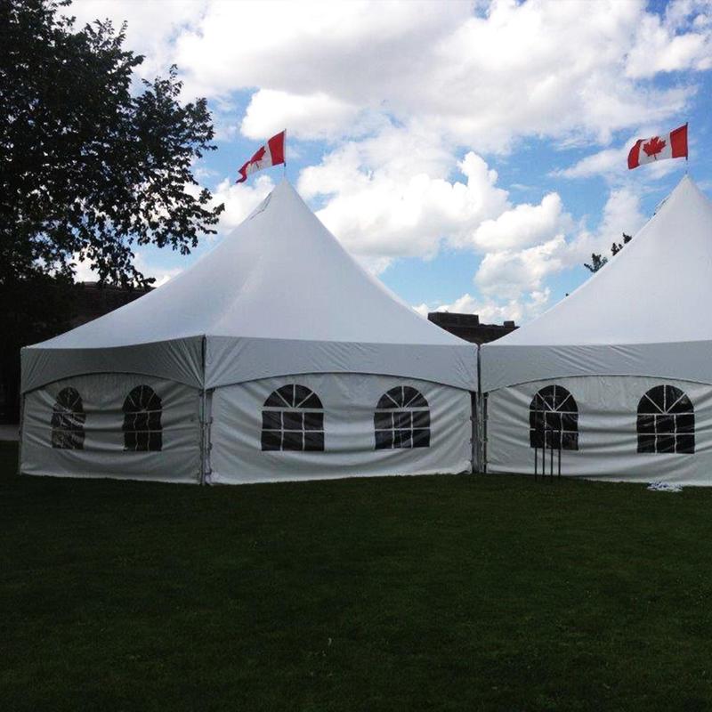 COSCO Factory Supplier High Peak Aluminum Canopy Tent
