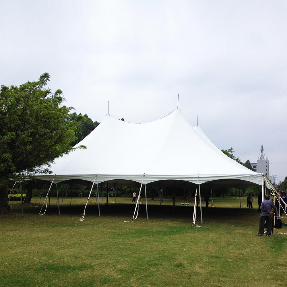 COSCO Supplier Aluminum Pole Tents For Events