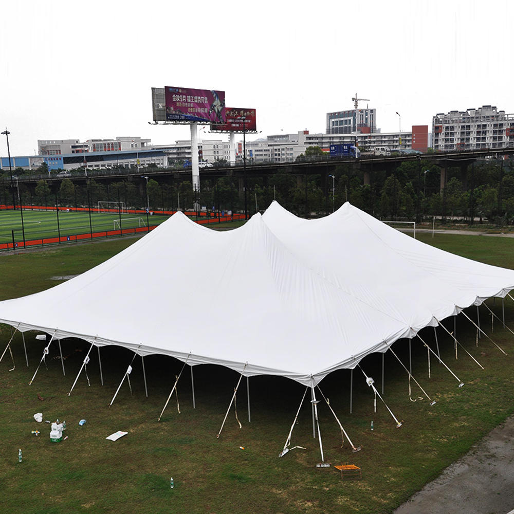 COSCO peg and pole tent party tent for events/ wedding tents
