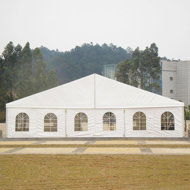 Custom Outdoor Arabic Party Wedding Hall Tent