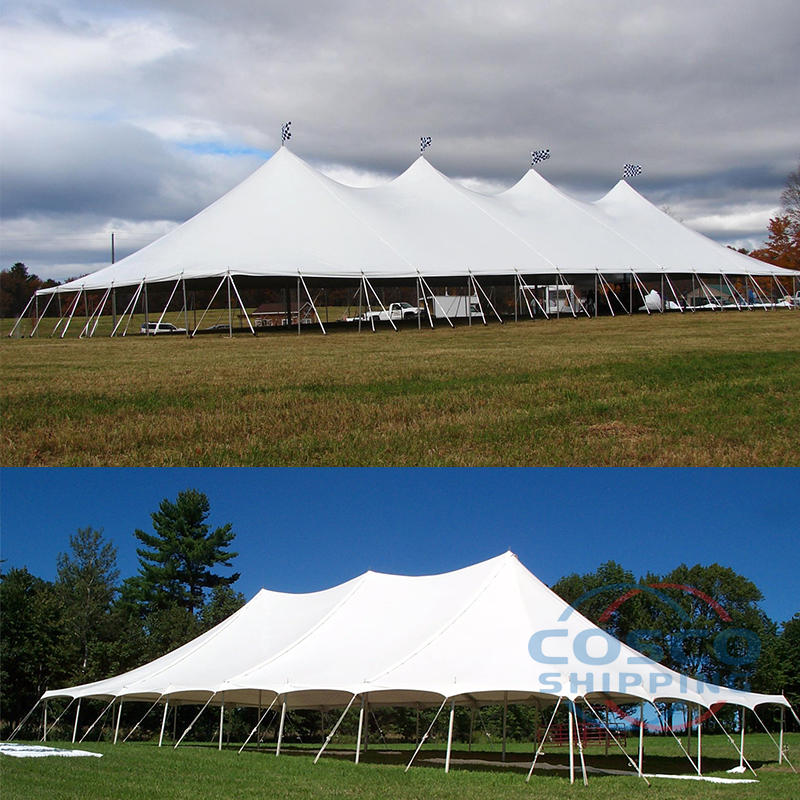 Aluminum pole outdoor event tent party tents 20 x 20 tent