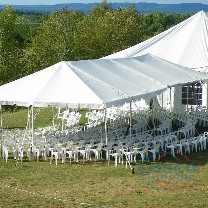 High Quality Aluminum pole tent sale for promotion Peg and Pole tent