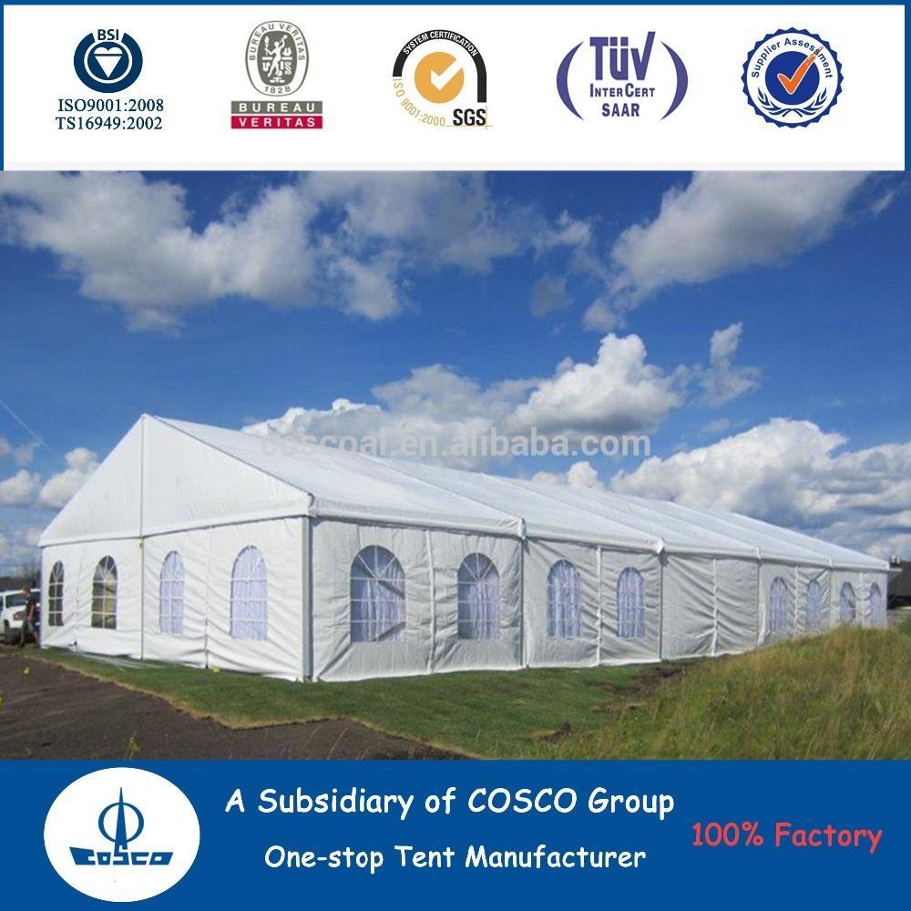 COSCO Aluminium and pvc sport tent for Pakistan tennis tent
